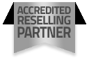 Accredited Reselling Partner Badge
